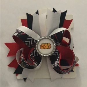 Star Wars girls hair bow